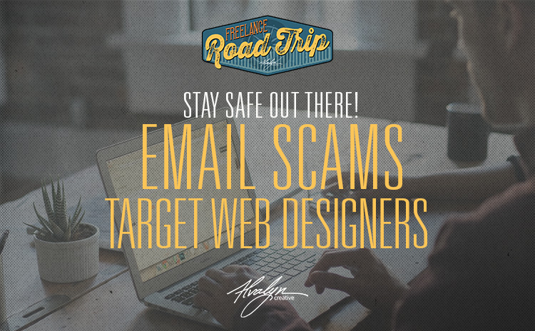 Email Scams Target Web Designers