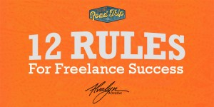 One Dozen Rules For Your Freelance Design Practice