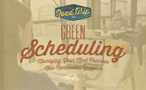 Green Scheduling by Alvalyn Lundgren