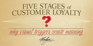 5 stages of customer loyalty by Alvalyn Lundgren