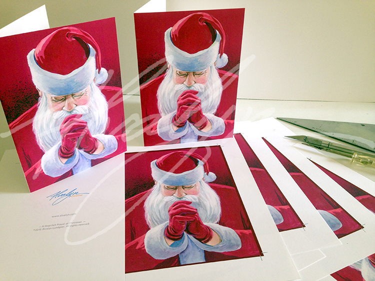 You are currently viewing From the Archives: Santa's Prayer