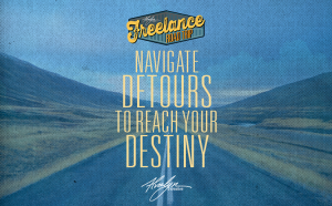 Navigate Detours To Reach Your Destiny