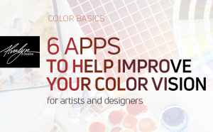 Six Apps To Help Improve Your Color Vision by Alvalyn Lundgren