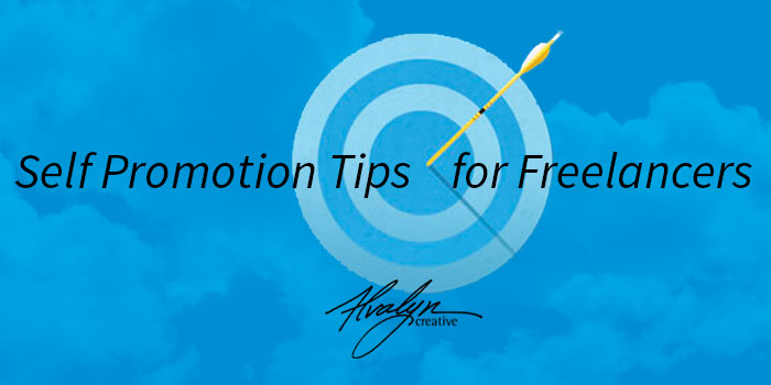Self-Promotion Tips for Creative Freelancers