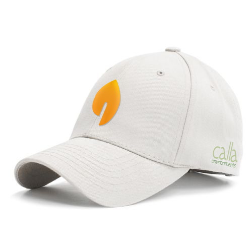 Calla environments ball cap by Alvalyn Lundgren