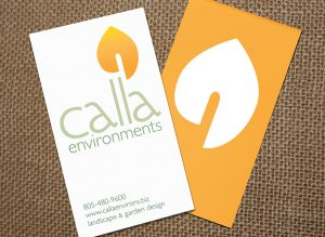 calla environments identity by Alvalyn Lundgren