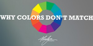 Why Colors Do Not Match