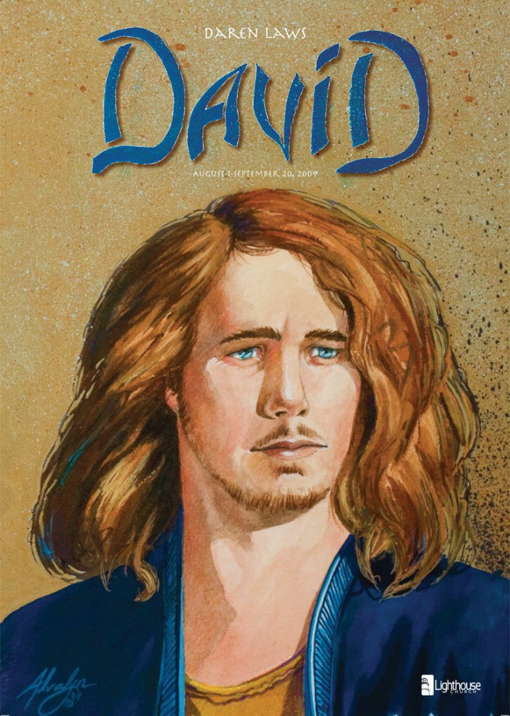 David by Alvalyn Lundgren
