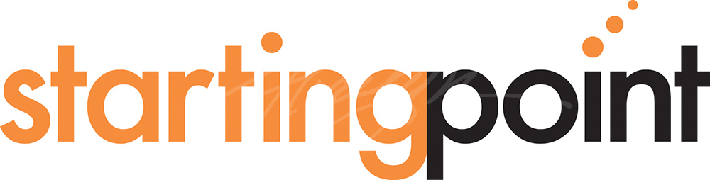 StartingPoint logo designed by Alvalyn Lundgren