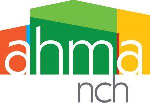 AHMA-NCH logo