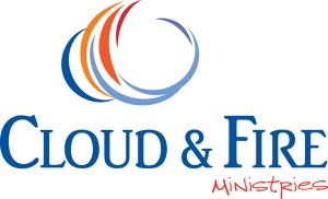 Cloud & Fire logo by Alvalyn Lundgren