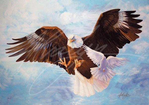 Birds of Pray by Alvalyn Lundgren