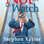 Not On My Watch cover illustration by Alvalyn Lundgren