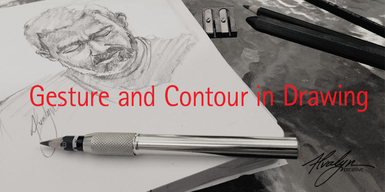 You are currently viewing Gesture and Contour in Drawing