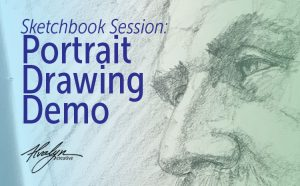 Sketchbook Demo: Portrait Drawing