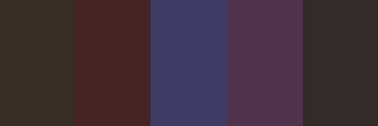 heavy color scheme example