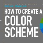 How To Create A Color Scheme