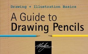 A Guide to Drawing Pencils