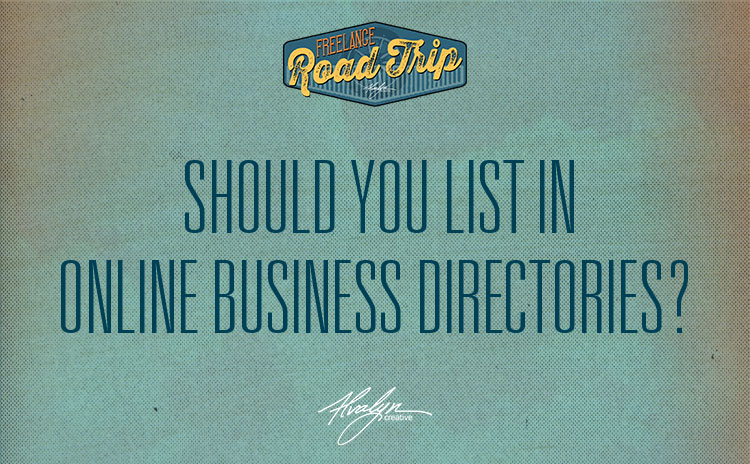 Should Freelancers List With Online Business Directories?