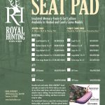 Royal Hunting Spec Insert designed by Alvalyn Lundgren