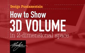 How To Show 3D Volume in 2D Space Using Spatial Devices