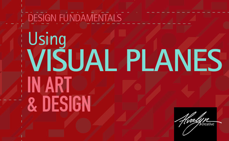 Using Visual Planes in Design and Art