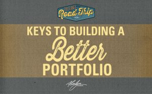 Keys to building a better portfolio by Alvalyn Lundgren