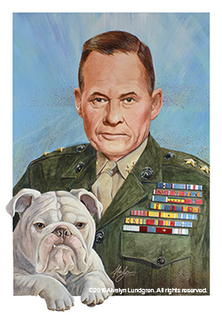 Chesty Puller by Alvalyn Lundgren