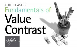 Fundamentals of Value Contrast by Alvalyn Lundgren