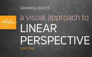 drawing basics: A visual approach to linear perspective by Alvalyn Lundgren