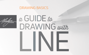 A Guide To Drawing With Line by Alvalyn Lundgren