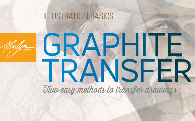 How To Use Graphite Paper To Transfer Drawings