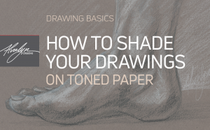 How to Shade Your Drawings by Alvalyn Lundgren