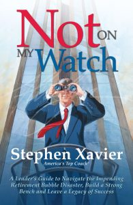 Not On My Watch cover design and illustration by Alvalyn Lundgren