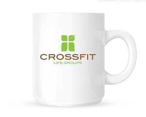Identity Design for CrossFit ministries by Alvalyn Lundgren