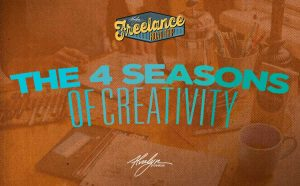 The 4 Seasons of Creativity